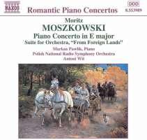 MOSZKOWSKI: Piano Concerto