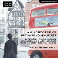 A 100 Years of British Piano Miniatures