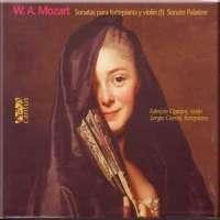 Mozart: Sonatas para fortepiano y violin