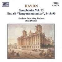 HAYDN: Symphonies 64, 84, 90