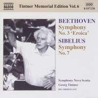 BEETHOVEN: Symphony No. 3 / SIBELIUS: Symphony No. 7