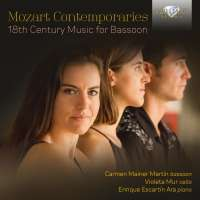 Mozart Contemporaries - 18th Century Music for Bassoon