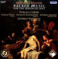 Haydn: Sacred Music for the Season of Lent
