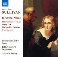 Sullivan: Incidental Music