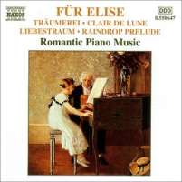 Für Elise: Romantic Piano Music