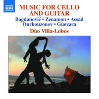 Music for Cello and Guitar - From South America and East Europe