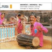 Indonesia - Bali, Homage to Wayan Lotring