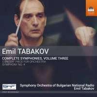 Tabakov: Symphonies Vol. 3