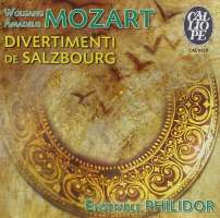 Mozart: Divertimenti de Salzbourg