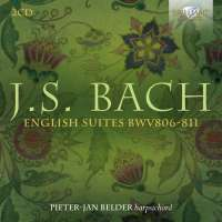 Bach: English Suites BWV 806 - 811