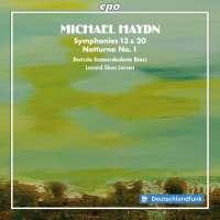 Haydn: Symphonies Nos. 13 & 20; Notturno No. 1