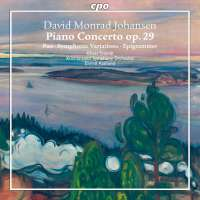 Monrad Johansen: Piano Concerto op. 29