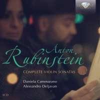 Rubinstein: Complete Violin Sonatas