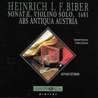 Biber: Sonate, Violino Solo Nr.1-8 (1681)