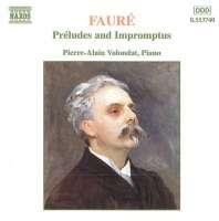 FAURÉ: Preludes, Op. 103, Impromptus