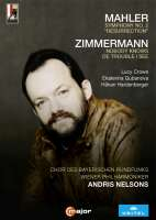 Mahler: Symphony No. 2; Zimmermann: Nobody knows de trouble I see