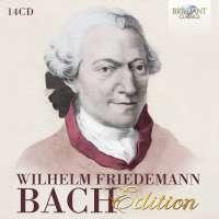 Wilhelm Friedemann Bach Edition