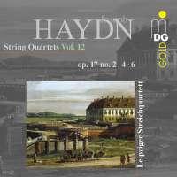 Haydn: String Quartets Vol. 12