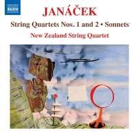 Janacek: String Quartets Nos. 1 and 2; Sonnets