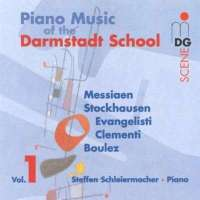 Piano Music of the Darmstadt School Vol. 1