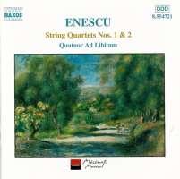 Enescu: String Quartets