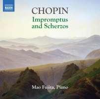 Chopin: Impromptus and Scherzos