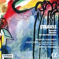 Strauss: Burleske, Serenade & Tod und Verklärung