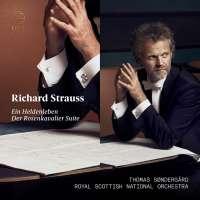 Strauss: Ein Heldenleben; Der Rosenkavalier Suite