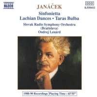 Janacek: Lachian Dances, Taras Bulba