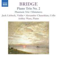 BRIDGE: Piano trio no 2