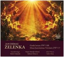 Zelenka: Gaude laetare; Missa Sanctissimae Trinitatis