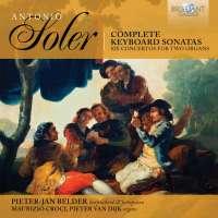 Soler: Keyboard Sonatas & Concertos for 2 Organs