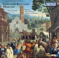 Martini: Azione Teatrale, 1726