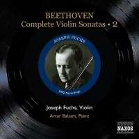 Complete Violin Sonatas Vol. 2