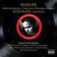MAHLER, G.: Lieder eines fahrenden Gesellen