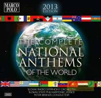 The Complete National Anthems of the World - hymny narodowe świata