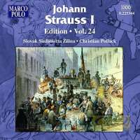 Strauss Johann Edition Vol. 24