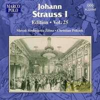 Strauss Johann Edition Vol. 25