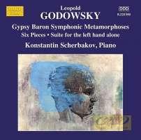Godowsky: Piano Music Vol. 11 - Gypsy Baron Symphonic Metamorphoses