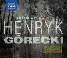 WIT conducts GÓRECKI - Symfonie nr 3 i 2, Concerto-Cantata - (3 CD)