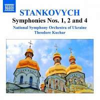 Stankovych: Symphonies Nos. 1, 2 and 4