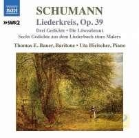 Schumann: Liederkreis Op. 39