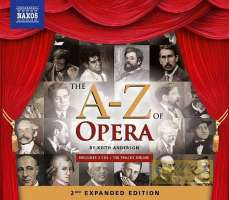 The A to Z of Opera