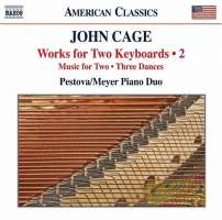 Cage: Works for Two Keyboards • 2