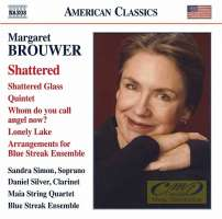 Brouwer: Shattered - Chamber Music