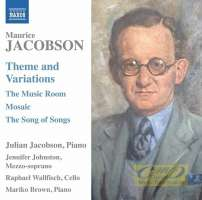 Jacobson: Chamber Music and Songs