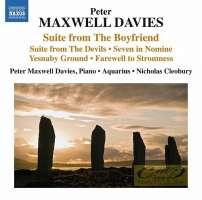 MAXWELLl DAVIES: Suite from The Boyfriend