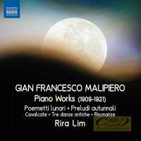Malipiero: Piano Works (1909-1921)
