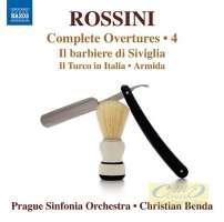 Rossini: Overtures Vol. 4