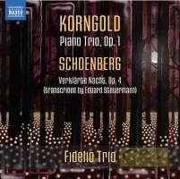 Korngold & Schoenberg: Piano Trios